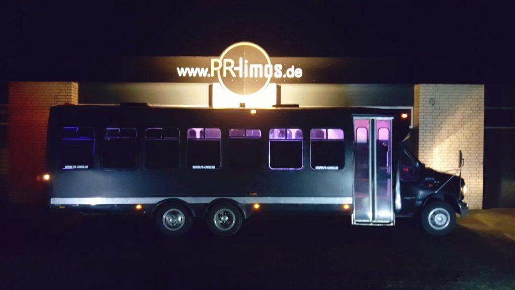 Partybus mieten