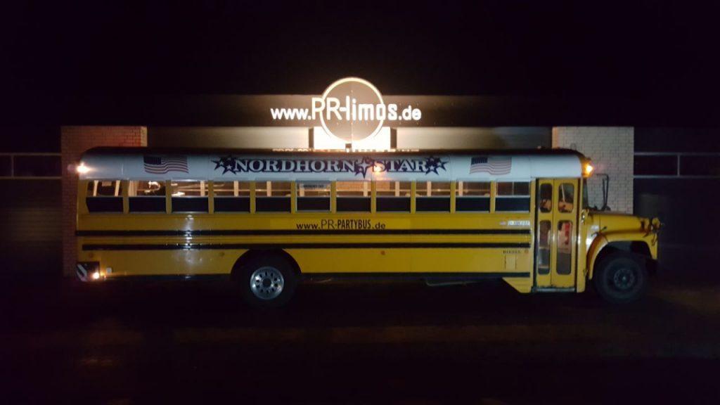 US-Schoolbus: Partybus 2
