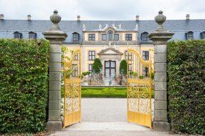 Herrenhäuser Gärten - Schloss Herrenhausen