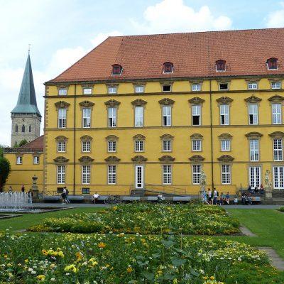Das Schloss in Osnabrück
